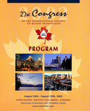 2002 - Congress - 27th International, Vancouver, Canada